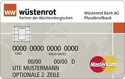 Prepaid-Kreditkarte
