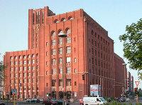 Ullsteinhaus in Berlin, Sitz der Berliner Geschäftstelle der SCHUFA