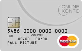 Prepaid Mastercard